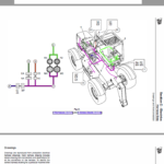 Jcb 526, 526s, 528-70, 528s Loadall Service Manual