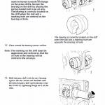 Scania Di, Dc12 12-litre Engine Workshop Service Manual