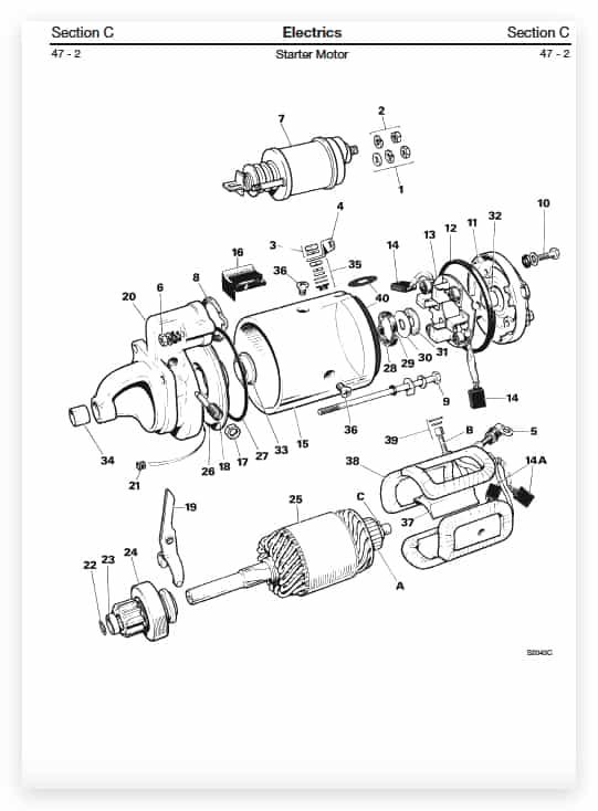 Jcb Model 520 Service Manual