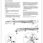 Jcb 520hl/m, 525hl/b, 530hl/b And 540b/bm Loadall Service Manual