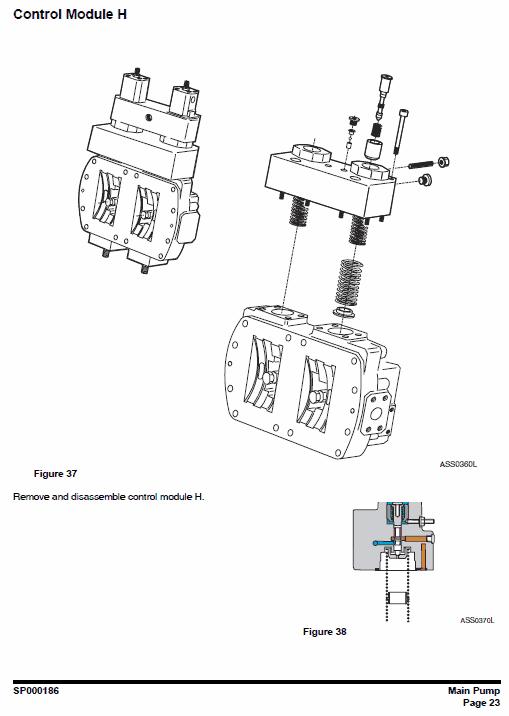 Doosan Daewoo Dx420lc Excavator Service Manual