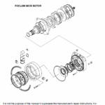 Jcb Vibromax 355, 365, 455, 465 Tandum Roller Service Manual