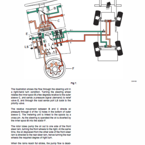 Jcb 514-40 Loadall Telescopic Handlers Service Manual