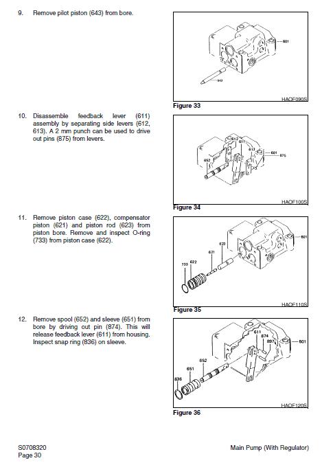 Doosan Daewoo Solar S225lc-v Excavator Service Manual