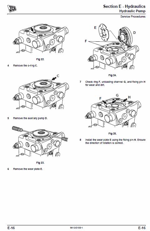 Jcb Vibromax Vmt860 Tier 3 Service Manual
