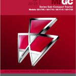 Massey Ferguson GC1705, GC1710, GC1715, GC1720 Tractors Service Workshop Manual