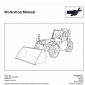 Massey Ferguson MF 9205 Telescopic Handler Service Manual