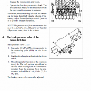 John Deere 1263 Harvester Service Manual Tm-1962