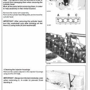 John Deere 3210, 3310, 3410 Tractor Service Manual Tm-4663
