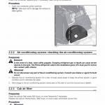 Massey Ferguson 7614, 7415, 7416, 7418 Tractor Operation And Maintenance Manual