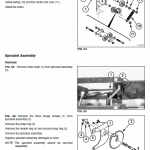 Massey Ferguson 8792, 8776 Planter Service Manual