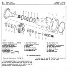 John Deere 740 Skidder Service Manual Tm-1059 & Tm-1101