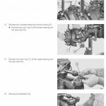 Massey Ferguson 3425s, 3435s, 3445s, 3455s Tractor Service Manual