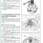 Massey Ferguson 8210, 8220, 8240, 8250 Tractor Service Manual