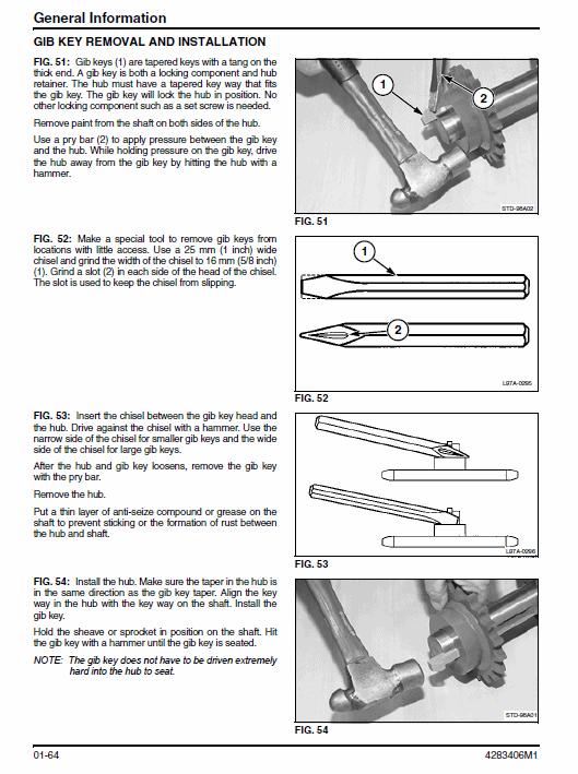 Massey Ferguson 8202, 8222 Planter Service Manual