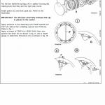 John Deere 3100, 3200, 3300, 3400 Tractor Service Manual Tm-4525