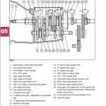 Massey Ferguson 425x, 435x, 440x, 445x, 455x Tractor Service Manual
