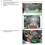 Massey Ferguson 4608, 4609, 4610 Tractors Service Workshop Manual