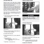 Doosan Daewoo B20s-3, B25s-3, B30s-3 Forklift Repair Service Manual