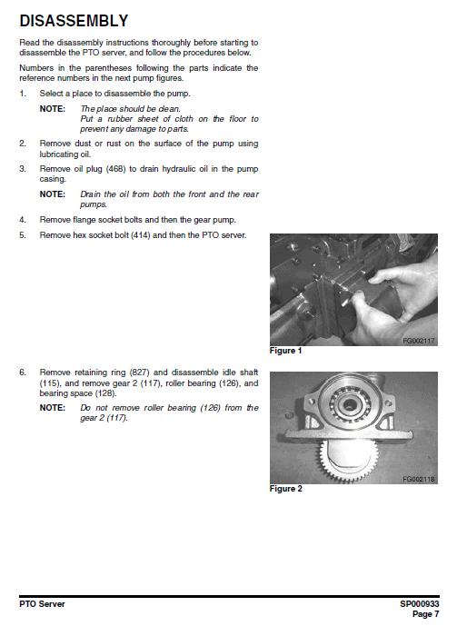 Doosan Daewoo Dx225lc Excavator Service Manual