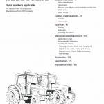 Massey Ferguson 4345, 4355, 4360, 4365, 4370 Tractor Service Manual