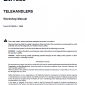 New Holland LM1330 and LM1333 Telehandlers Service Manual