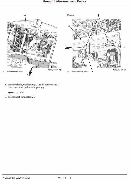 Hitachi Zx135us-6 Excavator Service Manual