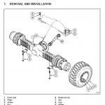 New Holland W50tc, W60tc, W70tc, W80tc Wheeled Loader Manual