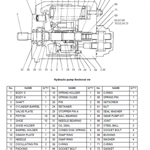 New Holland E10sr Mini Excavator Service Manual