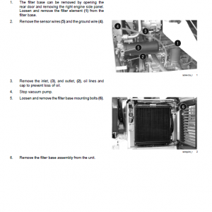 New Holland Ls180.b, Ls185.b And Ls190.b Skidsteer Service Manual