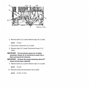Hitachi Zh210-6 And Zh210lc-6 Excavator Service Manual