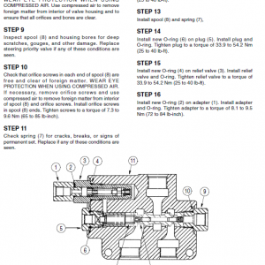 Case 621d Loader Service Manual