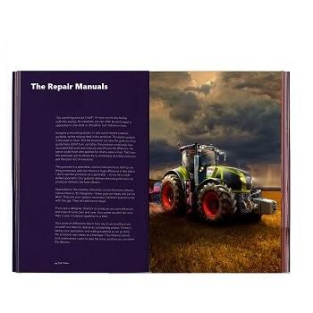 The Repair Manual Book