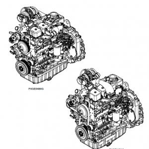 Iveco F4ge0454c And F4ge0484c Engines Service Manual