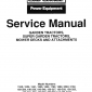 Cub Cadet 1860, 1862 and 1882 Service Manual
