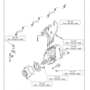 Isuzu 4jb1 Engines Service Manual