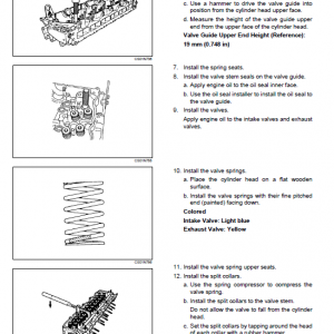 Isuzu 6hk1 Engines Service Manual