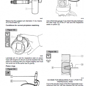 Iveco F4be0484e, F4be0684d And F4be0684b Engines Service Manual