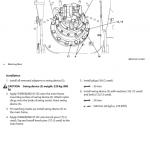 Hitachi Zx220lc-gi Zaxis Excavator Manual