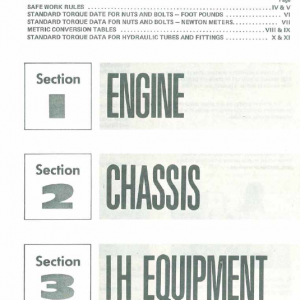 Cub Cadet 800, 1000, 1200, 1250, 1450 And 1650 Service Manual