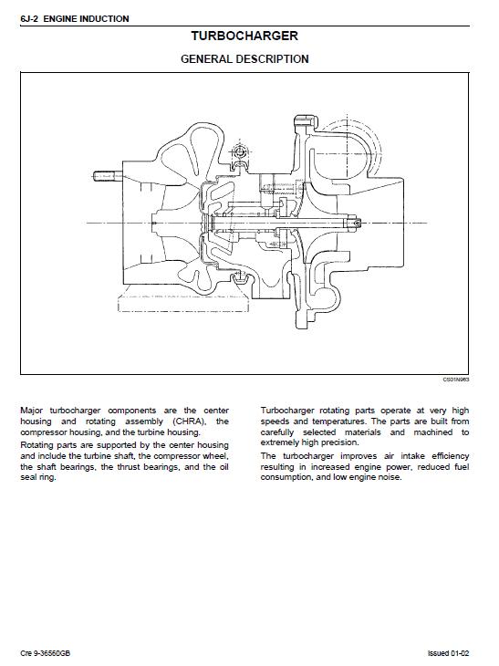 Isuzu 6hk1 Engines Service Manual