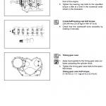 Isuzu Aa-4bg1t, Aa-6bg1, Bb-4bg1t And Bb-6bg1t Engines Service Manual