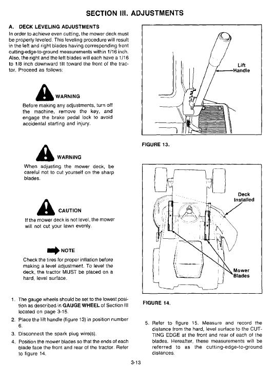 Original Cub Cadet 1320 Wiring Diagram    Wiring Diagram