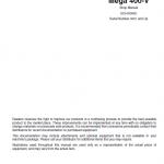 Daewoo Mega M400-v Wheel Loader Service Manual