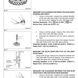 Hino Truck 2004 Service Manual