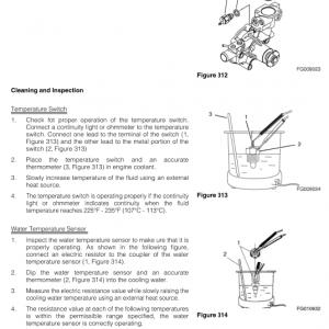 Doosan Dx80r Excavator Service Manual
