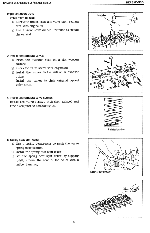Doosan M200 Wheel Loader Service Manual