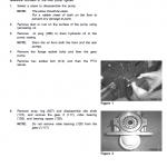 Doosan Dx210 And Dx225lcb Excavator Service Manual