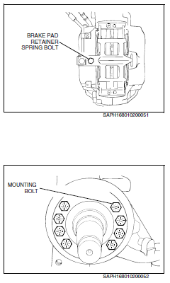 Hino 2011, 2012 and 2013 Brake Pads