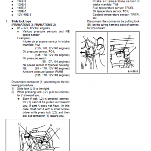 Komatsu Pc2288us-3e0 And Pc2288uslc-3e0 Excavator Manual